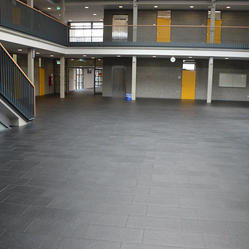 Bodenfliesen Campus Oberursel
