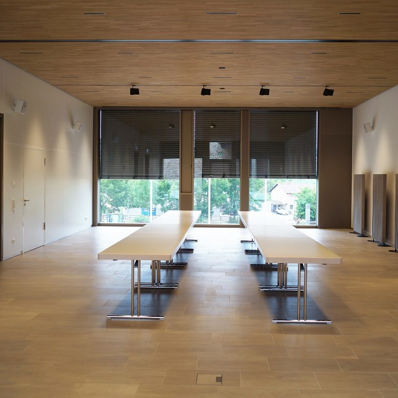 Fliesen Objekt Referenz Bürgerhaus